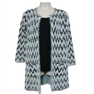 Absolutely Famous Long Sleeve Open Cardigan